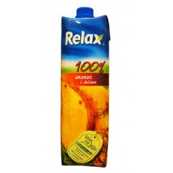 Relax 100% ananas